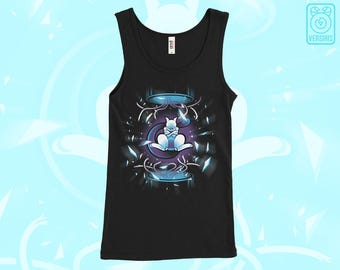 Mewtwo TANK TOP The Ultimate Creation // Pokemon Movie // Anime // Womens Sizes // Gamer Gifts