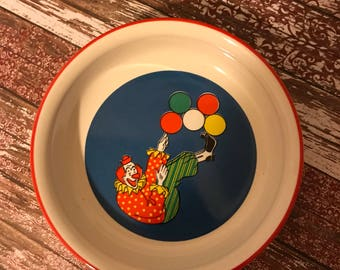 Nabisco Barnums Animal 3 piece dish collectable set