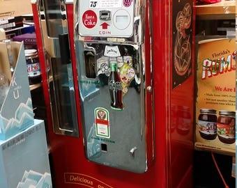 50's Coke Machine