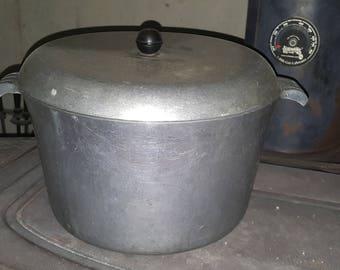 Majestic Wear Aluminum Pot