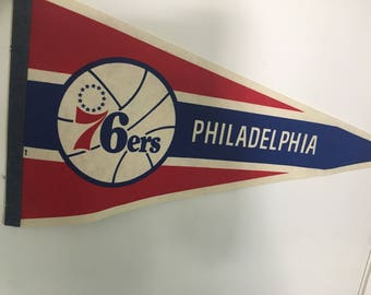76ers Philadelphia Penant