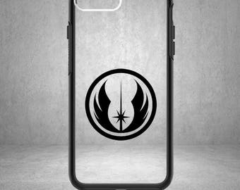 Jedi Order Vinyl Decal, Jedi Order Sticker, Jedi Order Decal, Star Wars Decal, Star Wars Sticker, Star Wars, Phone Case, Jedi Order Symbol