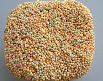 Peachy Pop Rocks Floam