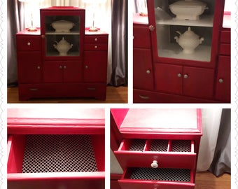 "Vintage ""Art Deco"" Cabinet"