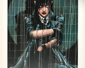 Rain woman, exclusive for Janasredroom, Jannasredroom