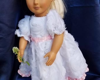 """American Girl Party Dress for 18"""" Doll"""