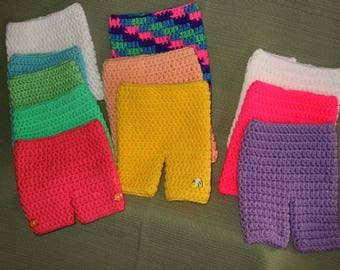 "Crocheted Shorts/Caprice/American Girl/18"" Doll"