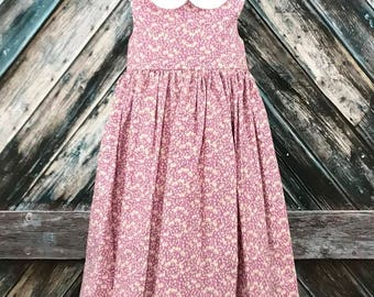Size 3 and 5--Chloe's Dress