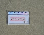 Pastel Watercolor Page Flags - Sticky Notes - For Planners and Notebooks - Target Dollar Spot