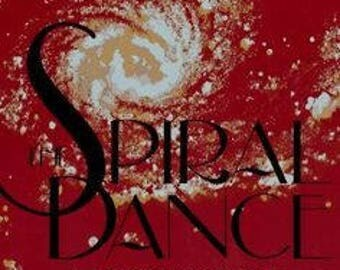 BOOK VINTAGE The Spiral Dance by Starhawk 10th Anniversary Edition