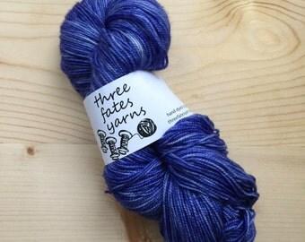 should i give up-  eponymous, fingering weight yarn