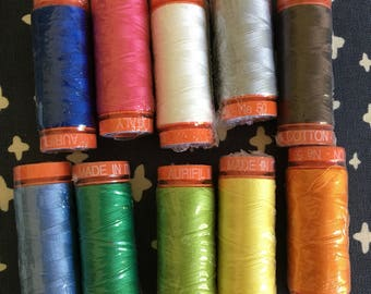 Aurifil Thread Set •SALE•