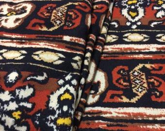 Stretch Polyester Knit Fabric 2 Yards