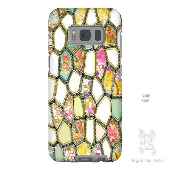 Cells, Geometric Phone case, Galaxy S8 Case, Galaxy S8 Plus case