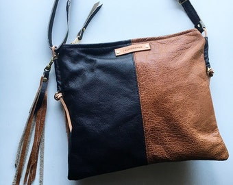 Clearance Leather Crossbody