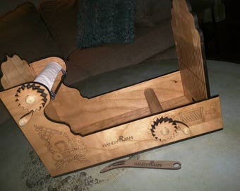 Steam Punk Box Tape Loom(Cherry)