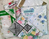NOS Pillowcases - Your Choice - Florals - Roses - Eyelet - Unused Vintage Bedding Cannon Springmaid  Marlborough Meadowbrooke Springmai