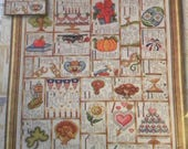 Design Works Celebrate the Year All Holiday's Cross Stitch Kit