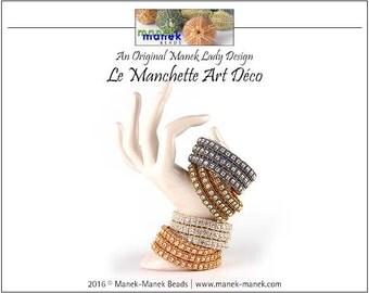 eTUTORIAL Le Manchette Art Deco