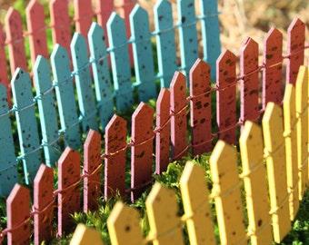 Cheerful Fairy Fence
