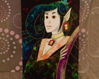 "Haydee - Gankutsuou Count of Monte Cristo - 6x4"" Matte Art Print"