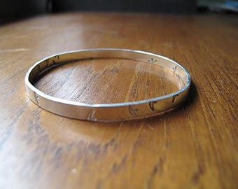 Flock of Birds Bangle