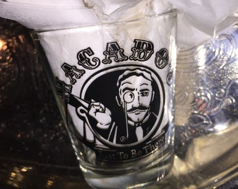 Vintage Macado's Shot Glass