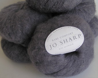 Yarn SALE JO SHARP Rare Comfort Kid Mohair Color 607 Lot 1057 approx 25 grams  95 yards 87 meters