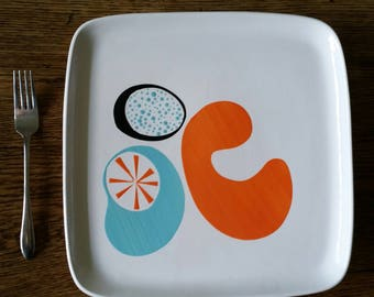 Circus - Handpainted Platter