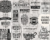 whiskey svg bundle, whiskey girl svg, tonight is bottoms up svg, svg files, cut files, tshirt designs, vinyl art, whiskey print, printable