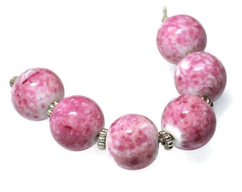 Pink Sparkle Bead Set SRA SRAJD