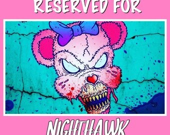 RESERVED FOR NIGHTHAWK