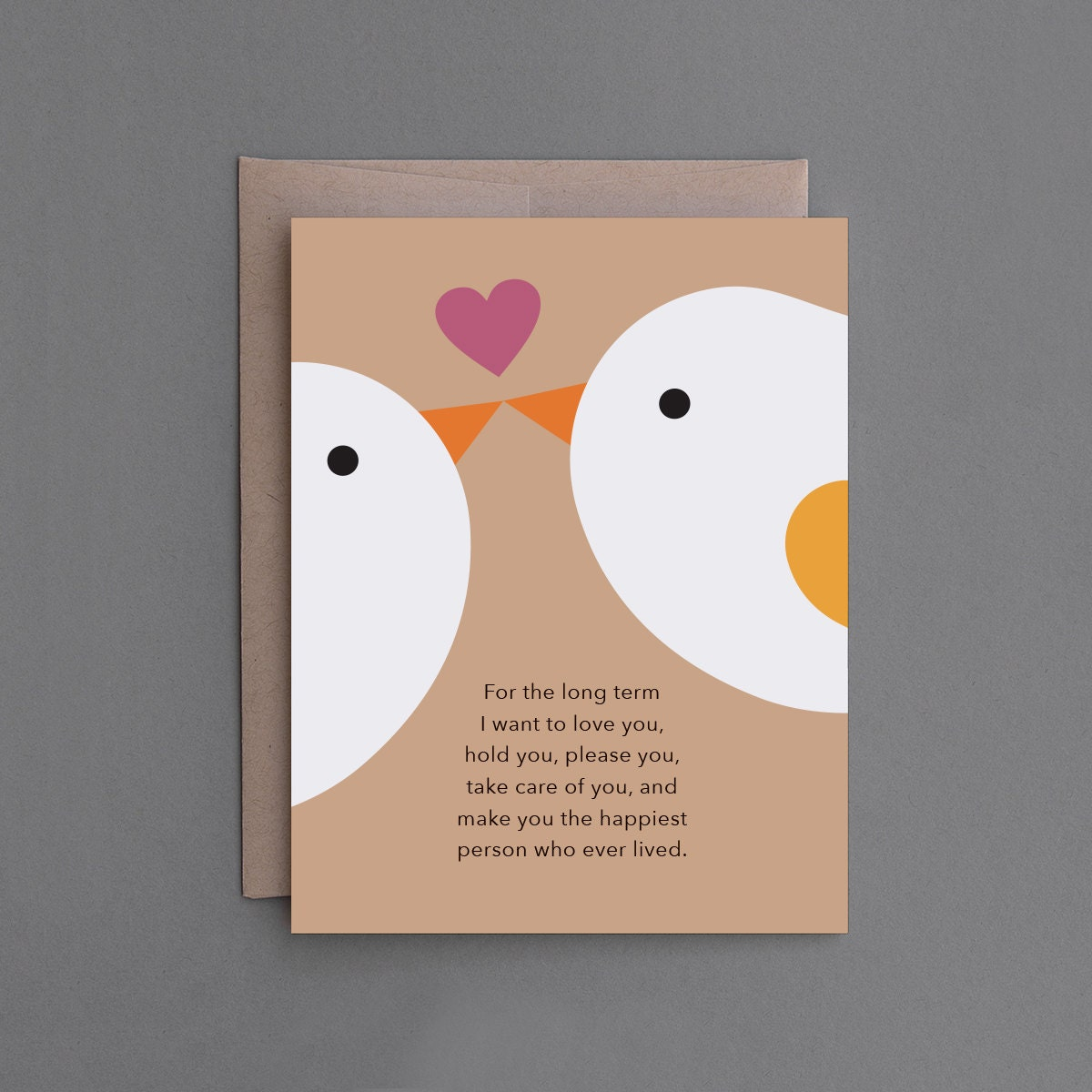 Cute valentine card – Valentines Card for Girlfriend