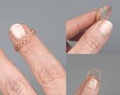 Thin rose gold ring,Thin modern ring,Thin ring,Dainty ring,Delicate ring,Minimalist ring,Simple ring,Unique ring,Gold filled ring,Band ring