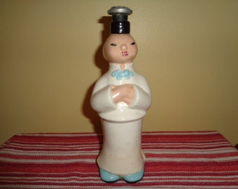 Pre Owned Vintage Asian Chinese Water Sprinkler Bottle The California Clemisons