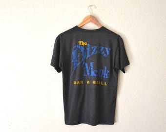 """1980's """"The Dizzy Monk"""" Graphic T-Shirt"""