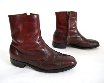 Lastest Boots Women39s 95 Black Pull On Beatle Boots Made In Australia