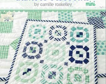 PATTERN mini PUDDLE JUMPING qUILT     We combine shipping