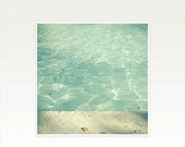 SALE 20% OFF Swimming Pool Art. Photographic  Print - Morning Swim