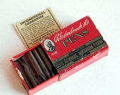 126 Vintage Esterbrook Co Pens In Original Box - 556 School Medium Firm Dip Pen Nibs - Unused - Made in USA - Includes Original Guarantee