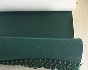 "Vintage New Old Stock 21""  Light Block Window Shade Spruce Green Room Darkening"