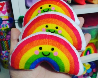 Plush Rainbow