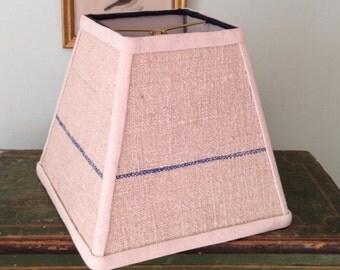 grain sack shade etsy. Black Bedroom Furniture Sets. Home Design Ideas