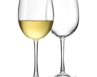 13 Ounce Stemmed Wine Glass