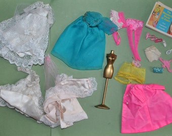 Topper Dawn Doll Clothing and Accessories Lot