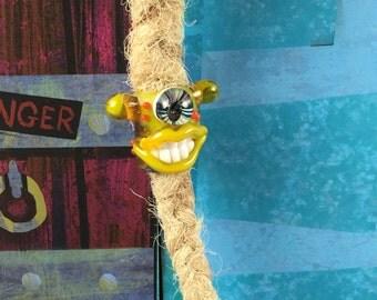 Sunny happy to meet you dreadlocks bead