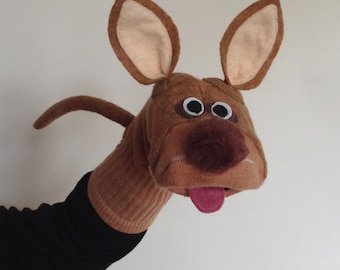 SALE Pitbull Sockett® Sock Puppet