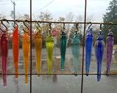 Rainbow Icicles, Set of T...