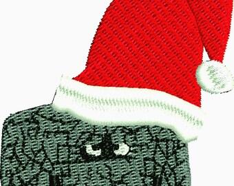 Santa's coal