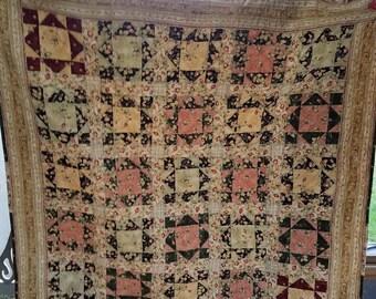 handmade wall quilt